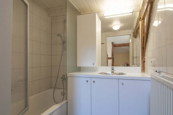 badkamer vakantiewoning